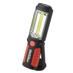 LEDライトCOB 乾電池式 単3タイプ STRAIGHT/38-919 (STRAIGHT/ストレート)|straight-toolcompany