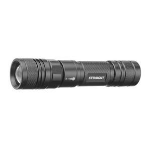 LEDライト 3W 充電式 フォーカスタイプ ブラック STRAIGHT/38-934 (STRAIGHT/ストレート)|straight-toolcompany