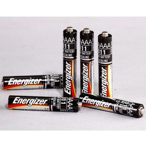 AAAA(単6形)アルカリ乾電池(6本パック)