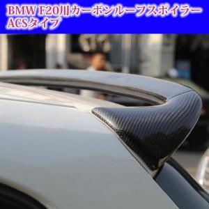 BMW F20用 カーボンルーフスポイラー ACSタイプ 送料無料