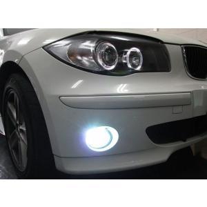 BMW E87 E81 Mスポーツ用 クリアフォグランプ 116 118 20 130 135|streamtech