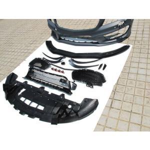 ベンツ BENZ W117/C117 CLA45 AMG フロントバンパーセット CLA180/CLA250 PPウレタン◆