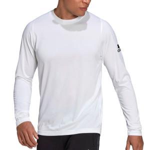 アディダス AEROREADY フリーリフト メンズ スポーツ 長袖 Tシャツ ジム adidas IYQ67 H28808|streetbros