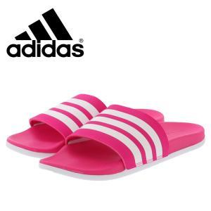 アディダス サンダル ADILETTE CF ST W シャワーサンダル スポーツサンダル ピンク adidas B42122|streetbros