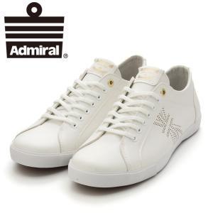 アドミラル ワトフォード UK シューズ ADMIRAL SJAD1807 ホワイト 白色|streetbros