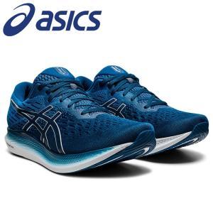 アシックス スニーカー ランニングシューズ メンズ 軽量 靴 スポーツ ワイド ASICS 1011B238 400|streetbros