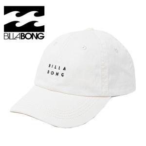 BILLABONG BA013932 キャップ カーブバイザー レディース アジャスターバック ベースボールキャップ|streetbros