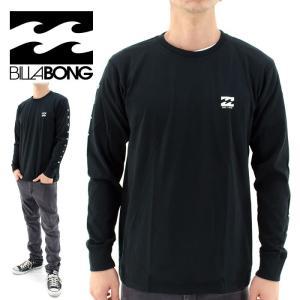 ビラボン ロンT メンズロンT Billabong 長袖Tシャツ カットソー 丸首Tシャツ AG012052 streetbros