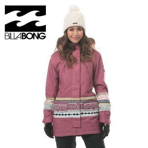 人気 スノーボードウェア レディース ビラボン スノボウエアー かわいい ファー付き BILLABONG AI01L750|streetbros