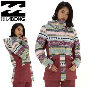 レディース スノーボードウウエア ビラボン スノボージャケット BILLABONG AI01L-753 通販 販売 即納 人気 女性 スノージャケット 無地|streetbros