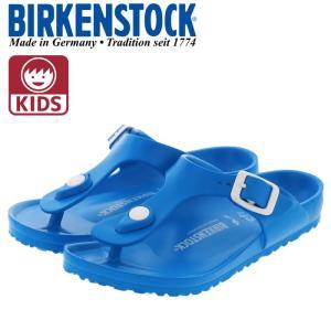ビルケンシュトック キッズサンダル ギゼ EVA ブルー BIRKENSTOCK GIZEH EVA 1003520|streetbros