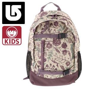 子供用 リュックサック バートン 20リットル Backpack 110561 総柄 花柄 女の子|streetbros