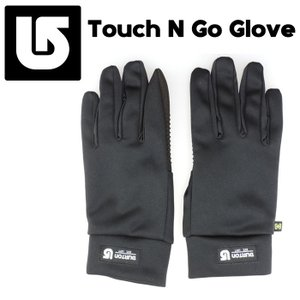 バートン グローブ Touch N Go Glove BURTON 10323104002 インナー ライナー スノーボード ハイク 防寒|streetbros