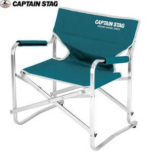 CAPTAIN STAG キャプテンスタッグ UC1545 ラコンテ ロースタイルディレクターチェア キャンプ用品