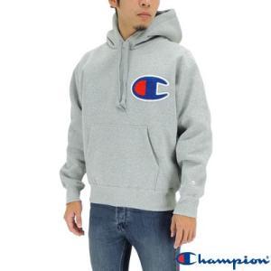 チャンピオン メンズ スウェット パーカー C3-E127 プルオーバー CHAMPION|streetbros