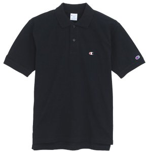 Champion ゴルフ C3F356 半袖 鹿の子 メンズ シンプル チャンピオン キャンパス カジュアル ポロシャツ|streetbros