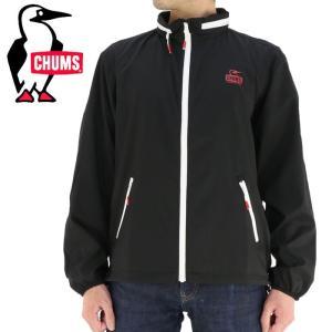 チャムス メンズジャケット ナイロン レディバグコンパクトジャケット はっ水 UV ブラック 2019年 新作 撥水機能   はっ水  UVカット機能  日焼け対策|streetbros