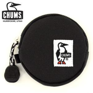 チャムス コインケース 小銭入れ サイフ 財布 CHUMS 丸いコインケース フェス CH60-0854|streetbros