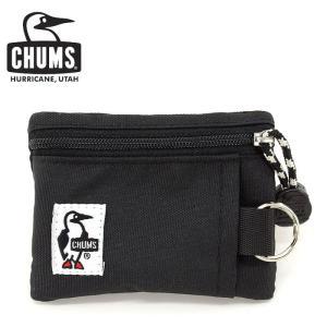 チャムス コインケース 黒 小銭入れ サイフ CHUMS  財布 キーケース CH60-0856 2585|streetbros