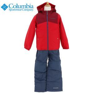 コロンビア 人気 子供用 スノーボードウエア 上下セット キッズ スキーウエア COLUMBIA SY1093|streetbros