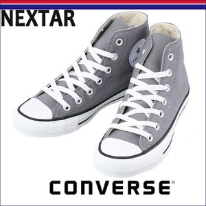 コンバース ネクスター110 CONVERSE NEXTAR110 HI ハイカット シューズ スニーカー グレー 32765017|streetbros