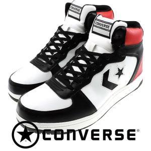 コンバース SKブーツ スノトレ メンズ CONVERSE CV SK BOOTS HI ホワイト/ブラック/レッド スノーブーツ 雪靴 スノートレッキングシューズ 防水靴 雪ブーツ