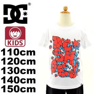 「セール」キッズ ジュニア 半袖Tシャツ DC SHOES 7126J607 streetbros