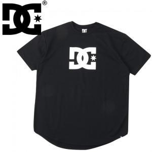 ディーシーシューズ Tシャツ ロゴ 黒色 DCSHOES ブラック クルーネックTシャツ 半そで 5226J807 streetbros