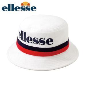 エレッセ ハット 帽子 ゴルフハット ビッグロゴバケットハット HAT ellesse EAE1733 streetbros
