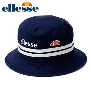 ellesse EAE1733 ゴルフ帽 エレッセ ゴルフハット 帽子 ゴルフ帽子 ラインバケットハット streetbros