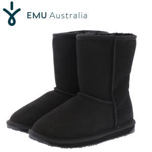 エミュー ブーツ ムートンブーツ 正規品 スティンガーロー emu W10002 即納 人気 streetbros