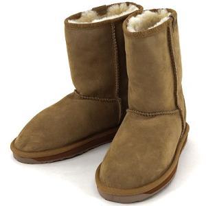 エミュー STINGER LO ムートン ブーツ :emu ブーツ  スティンガー ロー W10002 streetbros