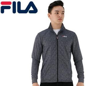 FILA ラッシュ メッシュジャケット フィラ トレーニング 軽量 上着 ウエア 吸水速乾 長袖 即納 人気ブランド|streetbros