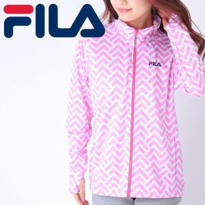 フィラ メッシュジャケット ラッシュ 長袖 ピンク色 FILA 上着 吸水速乾 UVカット ジップ付き 418634 ジャージ|streetbros