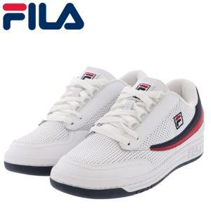 フィラ オリジナル テニス パーフ FHE112 シューズ メンズ レディース スニーカー FILA|streetbros