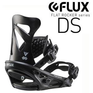 フラックス ビンディング 17-18 FLUX DS BLACK 黒 ブラック / メンズ レディース グラトリ パーク ジブ スノーボード streetbros