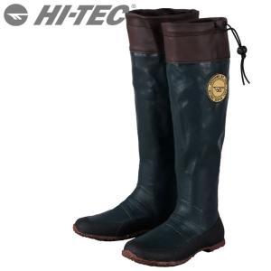 ハイテック HI-TEC HT-BTU08 長靴 カゲロウ レインブーツ 防水 収納バッグ付 ユニセックス streetbros
