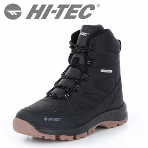 ハイテック 防寒ブーツ トレッキングシューズ 防水ブーツ ロックネス ミドルカット HI-TEC HT BTU14 人気 おすすめ 即納 streetbros