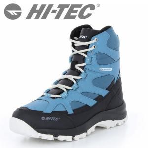 ハイテック 防水ブーツ トレッキングブーツ防寒ブーツ ロックネス HI-TEC HT BTU14 即納 人気 おすすめ streetbros