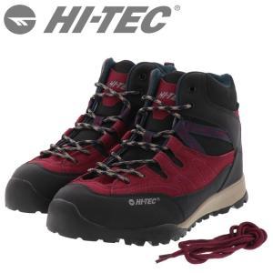 ハイテック HI-TEC トレッキングシューズ 登山靴 登山シューズ HT HKU10 AORAKI MID WP streetbros