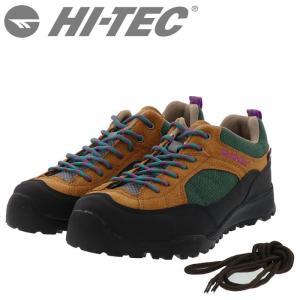 ハイテック HI-TEC 登山シューズ アウトドアスニーカー 登山靴 ハイキング HT HKU11 AORAKI WP streetbros
