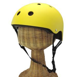 INDUSTRIAL HELMET ヘルメット 黄色 自転車 プロテクター インダストリアル BMX スケートボード イエロー|streetbros
