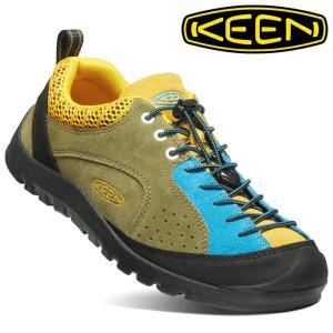KEEN メンズ スニーカー 靴 スエード キーン ジャスパー アウトドア シューズ タウンユース 1025161|streetbros