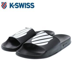 ケースイス K-SLIDE ケースライド メンズ レディース シャワーサンダル Kスライド 36751046 ブラック 即納 人気ブランド|streetbros