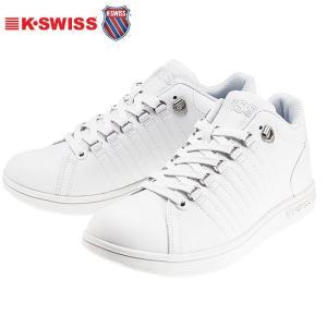 ケースイス スニーカー シューズ KSL01 K・SWISS KSL01 ミッドカットシューズ|streetbros