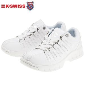 ケイスイス シューズ スニーカー ホワイト KSWISS KSL02 2017年モデル K-SWISS 即納 人気 K・SWISS ケースイス|streetbros