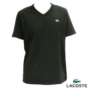 LACOSTE TH632E VネックTシャツ ラコステ 定番 メンズ 人気ブランド シンプル 通販 販売 男性用 トップス 即納 streetbros