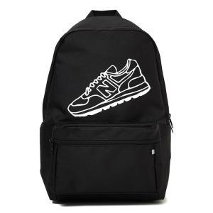 NEWBALANCE バックパック 17L 鞄 リュック ニューバランス JABL9403 デイパック BAG カジュアル|streetbros