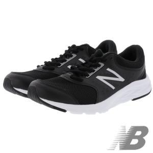 ニューバランス ジョギングシューズ ランニングスニーカー NEW BALANCE M411LB12E ブラック シルバー|streetbros
