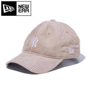 ニューエラ コーデュロイ 帽子 CAP ニューヨーク ヤンキース キャップ ホワイト NEWERA 12854077|streetbros